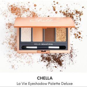 Chella La Vie Eyeshadow Palette Deluxe